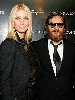 Gwyneth Paltrow Suggests a Trip to the Projects for Joaquin Phoenix