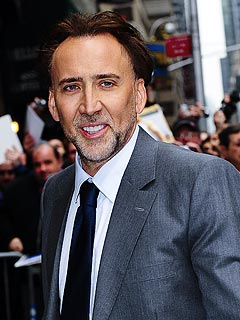 Nicolas Cage Shares His All-Time Favorite Thrillers