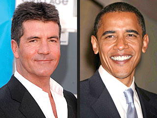 Simon Cowell – No Time For Obama