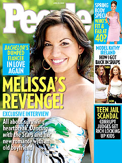 Melissa Rycroft&#8217;s Sweet Revenge: &#8216;Look at Me&nbsp;Now!&#8217;