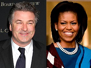 Michelle Obama Invited as 30 Rock Guest Star