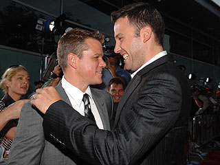 Ben Affleck: Friendship with Matt Damon Endures