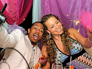 Inside Mariah Carey's Romantic 40th Birthday Dinner