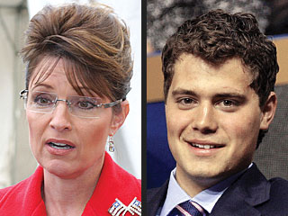 Sarah Palin's Camp Lashes Out at Levi Johnston for Sex Talk on Tyra
