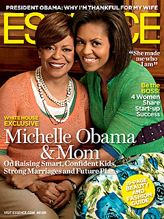 Michelle Obama's Mother Leads Daughter's Fan Club