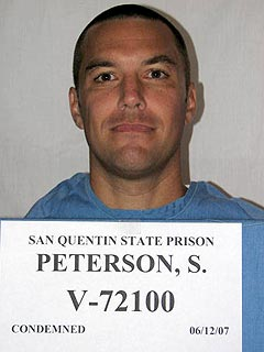 Scott Peterson Prison Cell http://www.people.com/people/article/0,,20271730,00.html