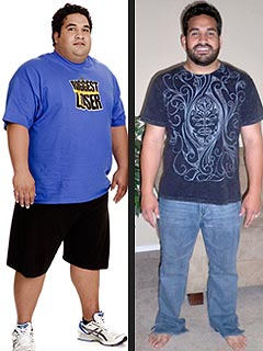 Biggest Loser's Sione Goes From Landscaping to BodySculpting