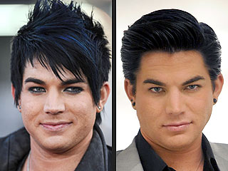 POLL: Adam Lambert's Guy-Liner