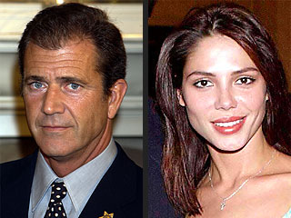 Mel Gibson's Girlfriend: Mystery Solved?