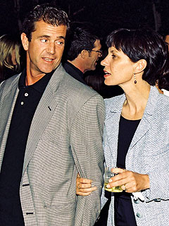 Source: Tension Between Mel Gibson and Wife Was Obvious