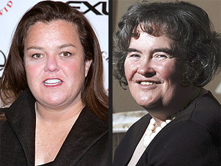 Rosie O'Donnell: Susan Boyle Brought Out Simon Cowell's Humanity