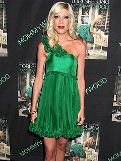 Tori Spelling: I'm Not Anorexic
