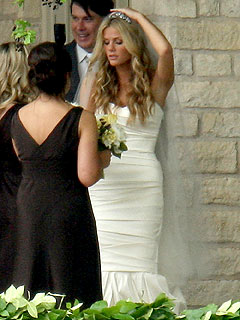PHOTOS: Andy Roddick & Brooklyn Decker on Their Wedding Day!