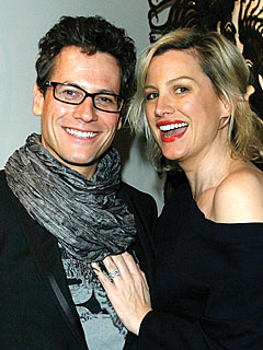 Fantastic Four&#39;s Ioan Gruffudd and Wife Are Expecting