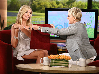 Heidi Klum Doesn't Know Sex of Baby No. 4 – Yet