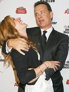 Julia Roberts Drops the F-Bomb on Tom Hanks