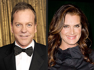 Report: Kiefer Sutherland Headbutts Man over Brooke Shields