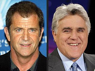 Mel Gibson to Help Jay Leno Say Farewell