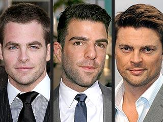 Meet the Cast of the New Star Trek