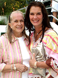 Friends Cite Brooke Shields's Devotion to Her Mother