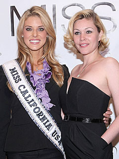 Shanna Moakler Looks for Fresh Start with Miss California USA