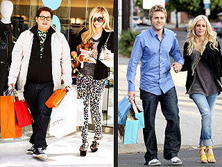 PHOTO: Jonah Hill Does His Best Spencer Pratt Impression