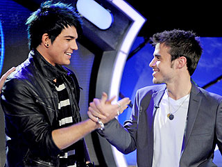 Kris Allen & Adam Lambert Talk Idol Finale, Fans & Photos