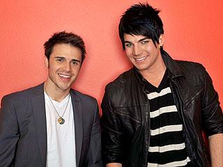 Kris Allen Calls Adam Lambert & Drake LaBry a 'Cool Combination'