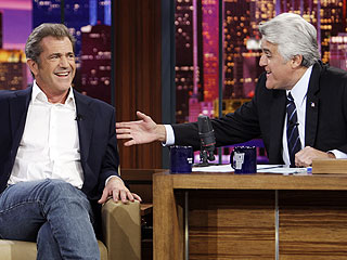 Mel Gibson Tells Jay Leno About His Eighth Child: 'I Guess I'm Octo-Mel!'