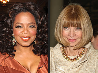 The Day Anna Wintour Told Oprah Winfrey to Lose Weight