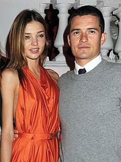 Orlando Bloom, Miranda Kerr Engaged?