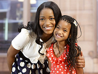 PHOTO: Will & Jada Pinkett Smith's Daughter to Appear on Nickelodeon