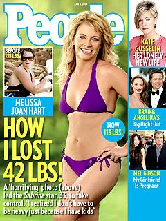 Melissa Joan Hart Reveals Her Bikini Body