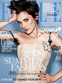 Winona Ryder Recalls Teenage Heartbreak