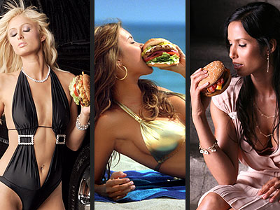 POLL: Who Has the Sexiest Burger Makeout Commercial?