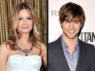 Kyra Sedgwick on Chace Crawford: 'He Has Big Shoes to Fill'