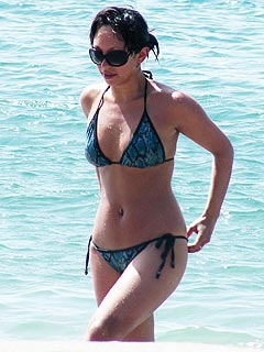 Cheryl Burke Shows Off Her Summer Bikini Body