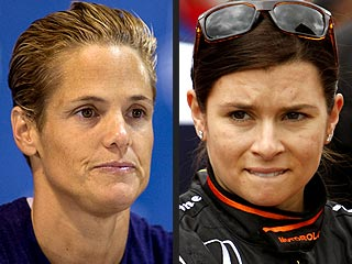 Dara Torres To Danica Patrick: Joking About Drugs Isn't Funny!