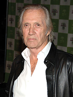 David Carradine's Family Asks For FBI's Help