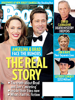 Brad & Angelina: What About Those Rumors?