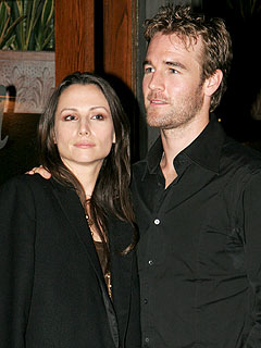 James Van Der Beek and Wife Split Up