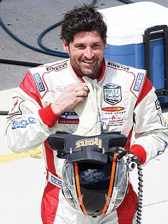 Patrick Dempsey&#39;s Dream: To Take Kids on Racing Road Trip