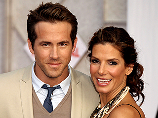 Ryan Reynolds Reveals Sandra Bullock 'Looks Terrific Naked'