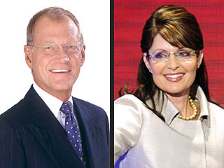 David Letterman & Sarah Palin: War of Words