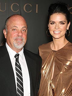 Billy Joel and His Wife Split