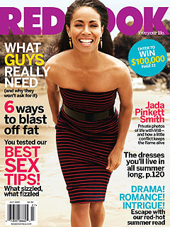 Jada Pinkett Smith Offers Racy Marriage Advice