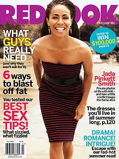 Jada Pinkett Smith Offers Racy Marriage Advice