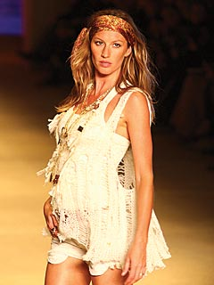 Gisele Bündchen: We Don't Know the Sex of the Baby