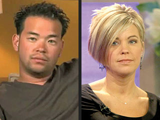 Jon and Kate Gosselin's Chilly July Day