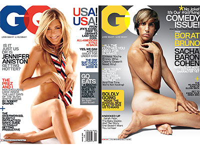 POLL: Who Has the Hotter Nude GQ Cover?
